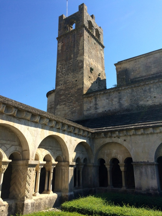 Cathedral From Cloisters