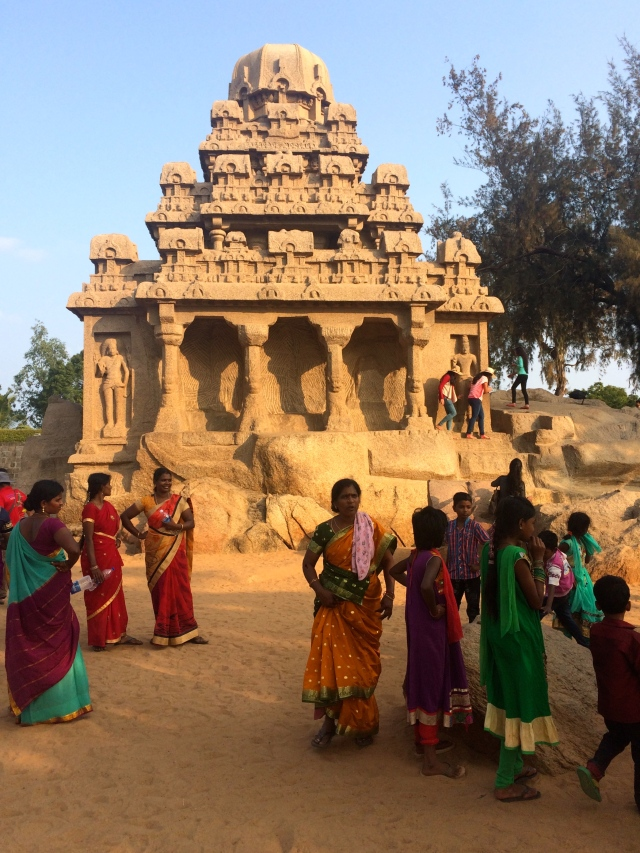 Five Rathas, Mahabalipuram