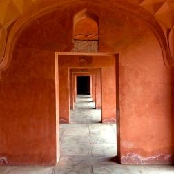 Receding Doorways