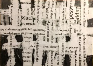 Art for Aleppo NY Times 12.15.16