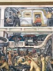 Detroit Industry Murals